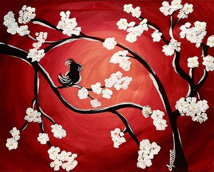 Song Bird by Dyanne Parker