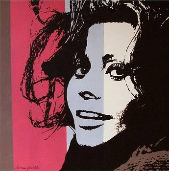 Sophia Loren by Milena Gawlik
