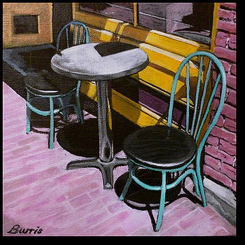 Soulful Seating by Kevin Burris