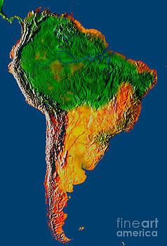 Mike Agliolo - South America