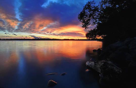 South Dakota Sunset by Dustin Miller