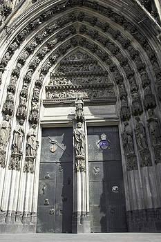 Teresa Mucha - South Entrance Main Doors
