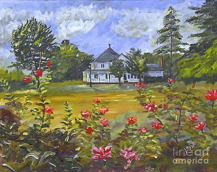 Southern Comfort by Joe Byrd