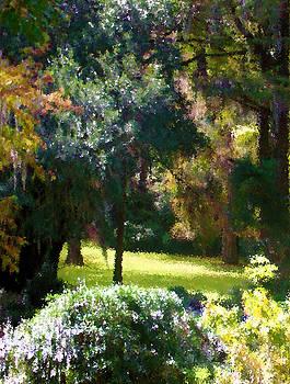 Southern Gardens by Dawn  Gagnon