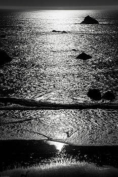 Mick Anderson - Southern Oregon Coast Monochrome