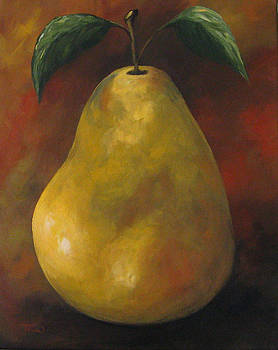 Southwest Pear II by Torrie Smiley