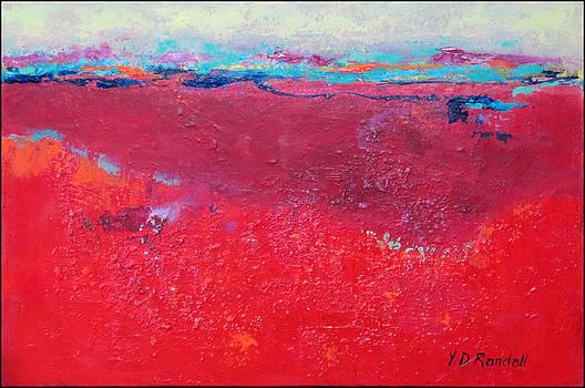 Southwest Vista by Donna Randall