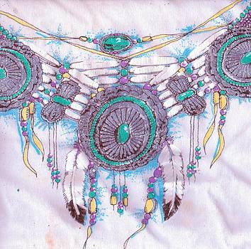 Anne-Elizabeth Whiteway - Southwestern Designs View II