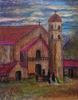 Southwestern Mission by Shirley Watts