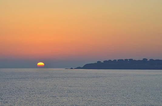 Sozopol Sunrise by Dimitar Rusev