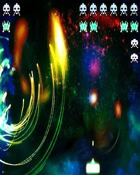 Daryl Macintyre - Space Invaders ll