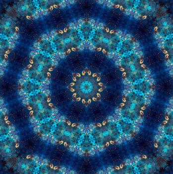 Space Kaleidoscope by Pete Trenholm