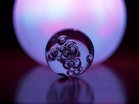 Space Marble 1 by Robert Gaughan