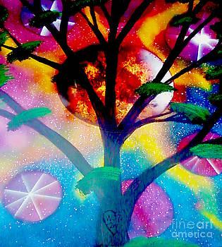 Space Tree by William  Dorsett