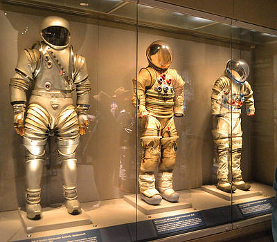 Spacesuits by Harold Shull