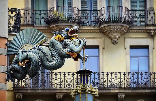 Spanish Dragon by Jack Daulton