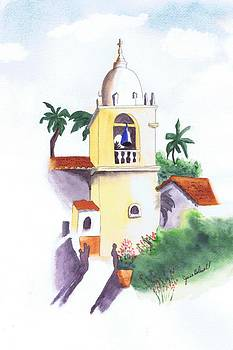 Spanish Mission by June Holwell