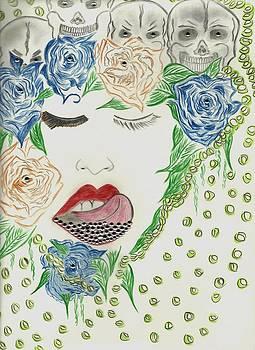 Sparkling Lip by Nicole Burrell