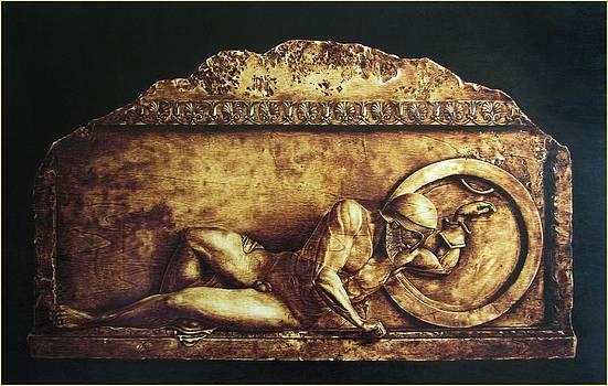 Spartacus by Dino Muradian