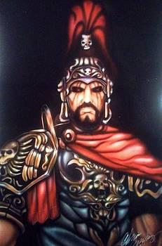 Spartan by Christopher Fresquez