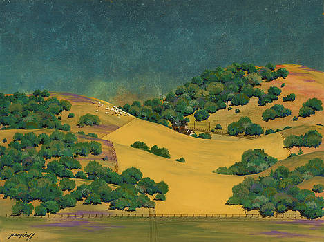 Spencer's Flock by John Wyckoff
