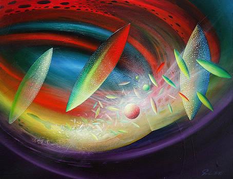 Sphere B12 by Drazen Pavlovic