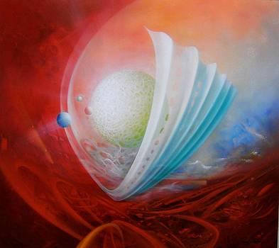 Sphere Sp  by Drazen Pavlovic