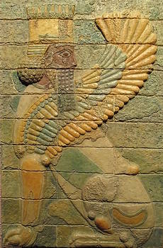 Sphinx I. by Jose Manuel Solares