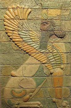 Sphinx II. by Jose Manuel Solares