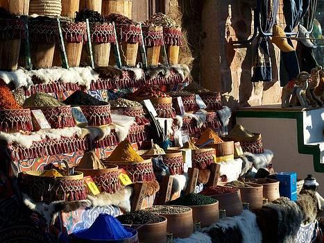 Spice market by Alberto Pala
