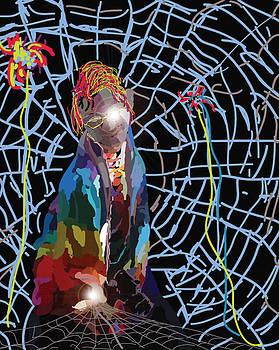 Spider Dillion by Jeffery Bray