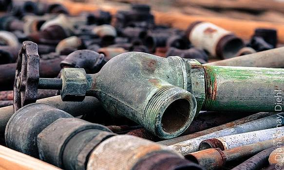 Spigots and Pipes by Diana Shay Diehl