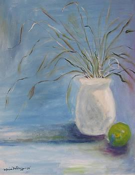 Spindrift Still Life by Maria Milazzo