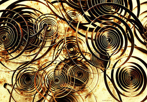 Spins by Antonis Gourountis