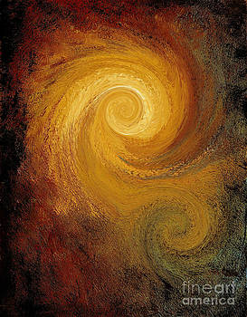 Spiral Galaxy  by Mike Grubb