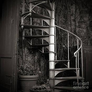 Charmian Vistaunet - Spiral Staircase