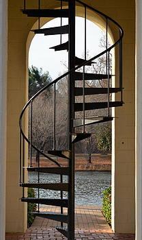 Corinne Rhode - Spiral Staircase