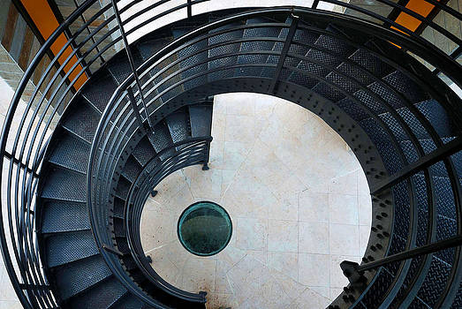 Spiral staircase by Ivelina Angelova