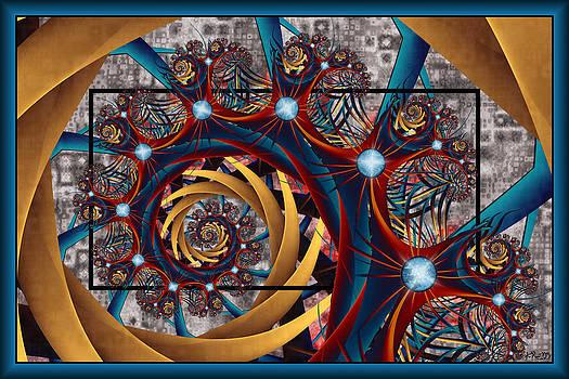 Spiraling by Kim Redd