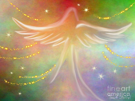 Spirit Angel by Tina Stoffel