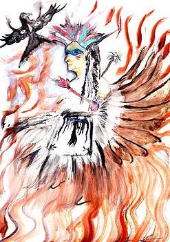 Angela Pari  Dominic Chumroo - Spirit Dancer