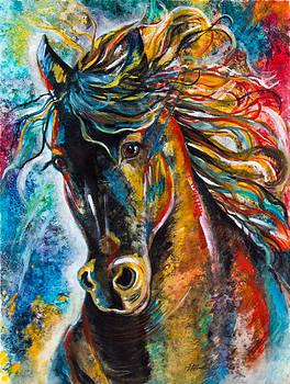 Spirit Horse by Patricia Allingham Carlson