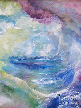 Spirit of Hope by Myra Maslowsky
