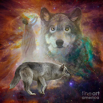 Spirit of the Wolf  by Maureen Tillman
