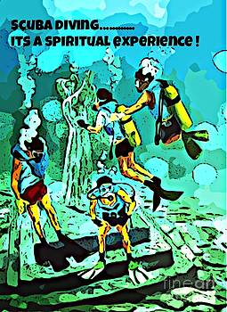 John Malone - Spiritual Experience of Scuba Diving