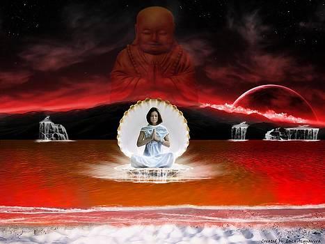 Spiritual Meditation by Arcanico Luca Smith Acquaviva