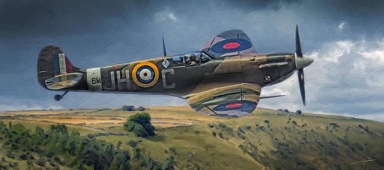 Dale Jackson - Spitfire