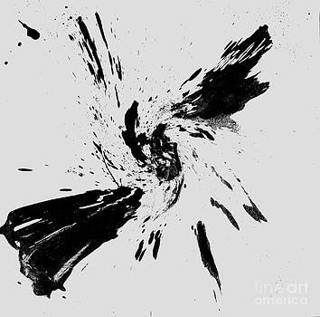 Splashed Swirl by MK Square Studio