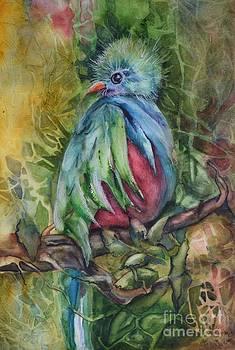 Splendor in the Canopy by Pamela Shearer