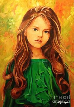 Splendor in Youth by Liza Ayach